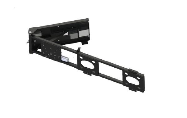 Rotary motorized TV bracket  UMS